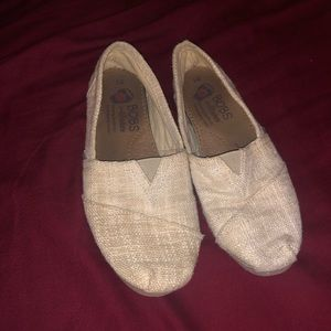 BOBS Canvas Slip-On Shoes